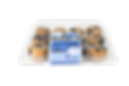Abe's Vegan Muffins Wild Blueberry Smash - 12 pack