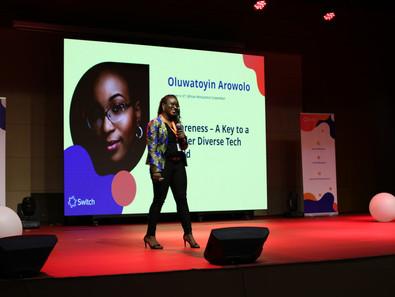 Awareness - A key to a gender diverse Tech world