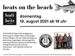 Beats on the Beach Badi + Beiz Ermatingen TG