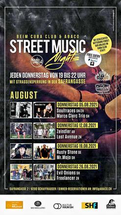 Street Music Nights Schaffhausen