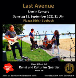 About Us Festival Zürich Seebach