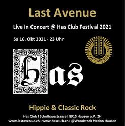 Has Club Festival Hausen a.A. ZH