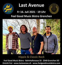 Feel Good Music Bistro Grenchen SO