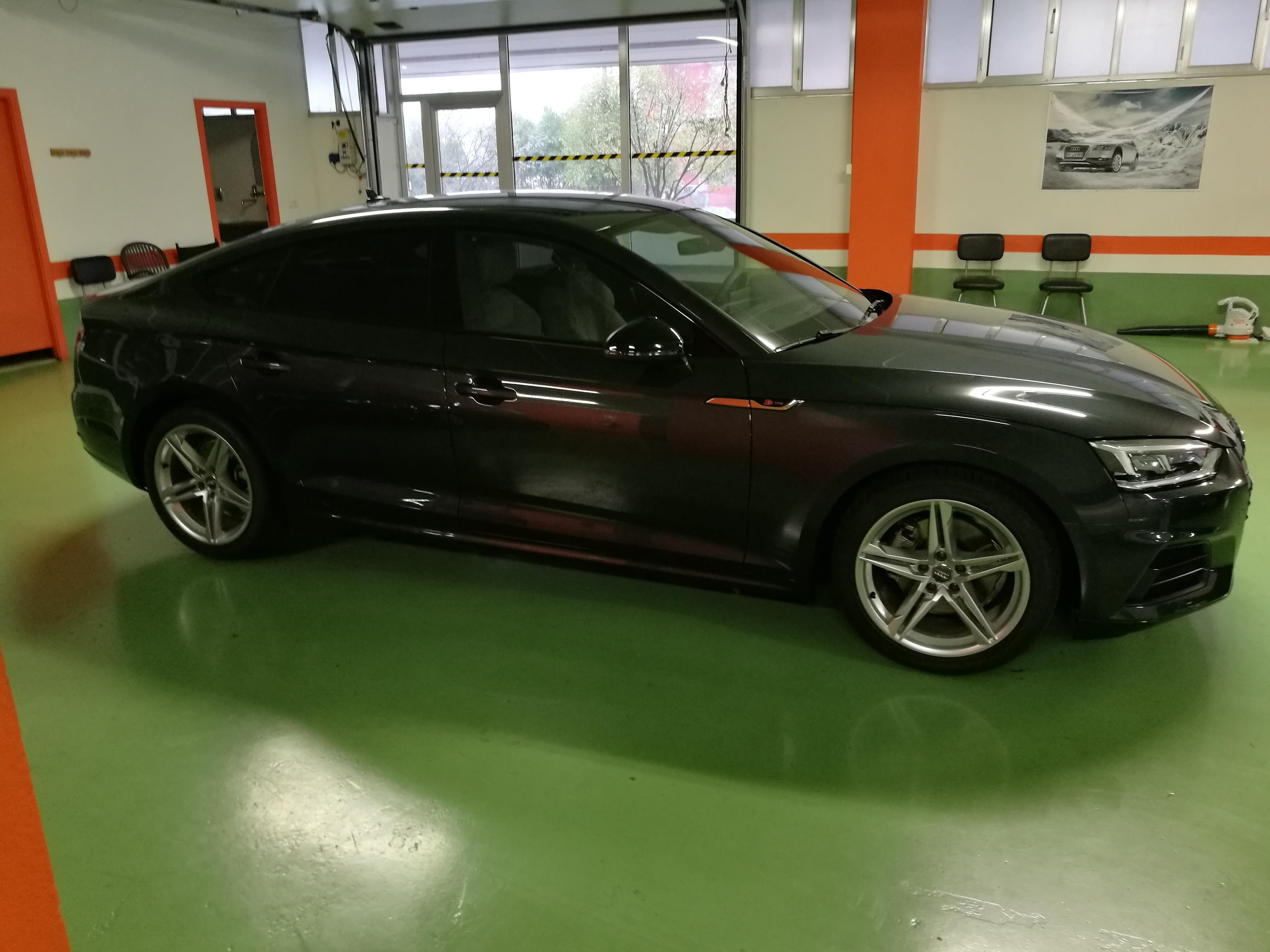 AUDI A5 TFSI SLINE (20)