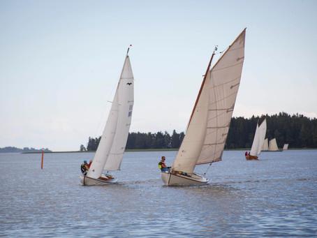 Välkommen till 30:e Small Ships' Race 17.7 i Lovisa!