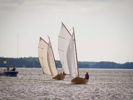 Tervetuloa 30:nteen Small Ships' Raceen 17.7. Loviisassa!