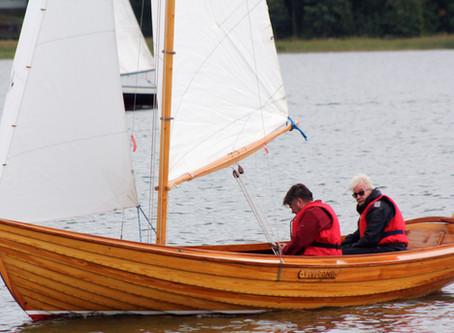 Ståtlig final på fin seglingssommar