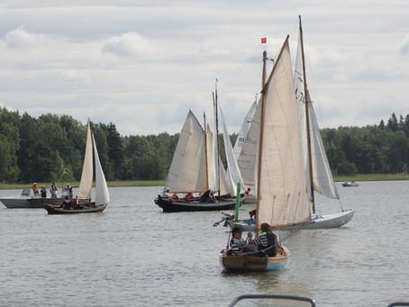 Small Ship's Race lauantaina 18.7.