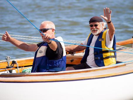 Robin ja Elämä Small Ships' Racen mestareiksi vaativissa oloissa