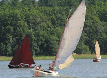 Small Ship's Race på lördag 18.7