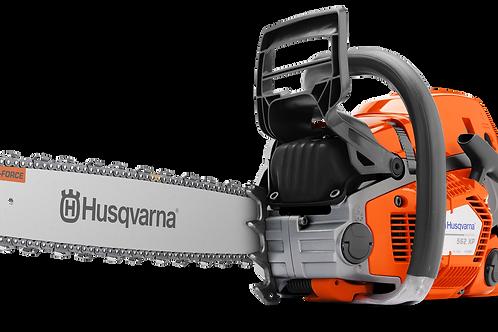 562 XP® G - Scie mécanique Husqvarna 59.8 cc à poignées chauffantes