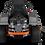 Thumbnail: Z254F - Tracteur Husqvarna zéro braquage 54 po