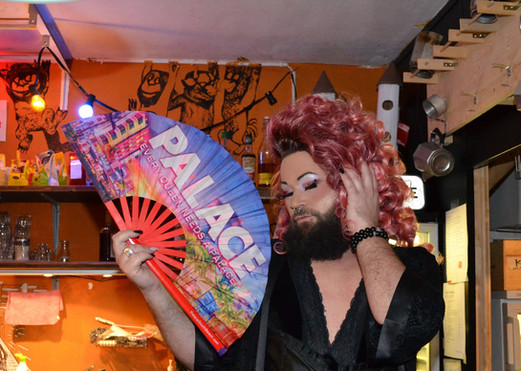 As fabulous as ever: MissMissChris!