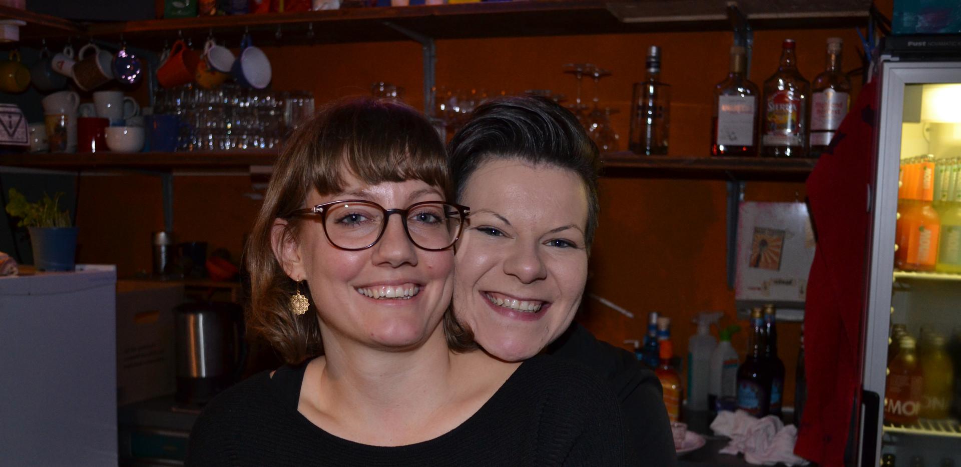 Das Bar-Paar