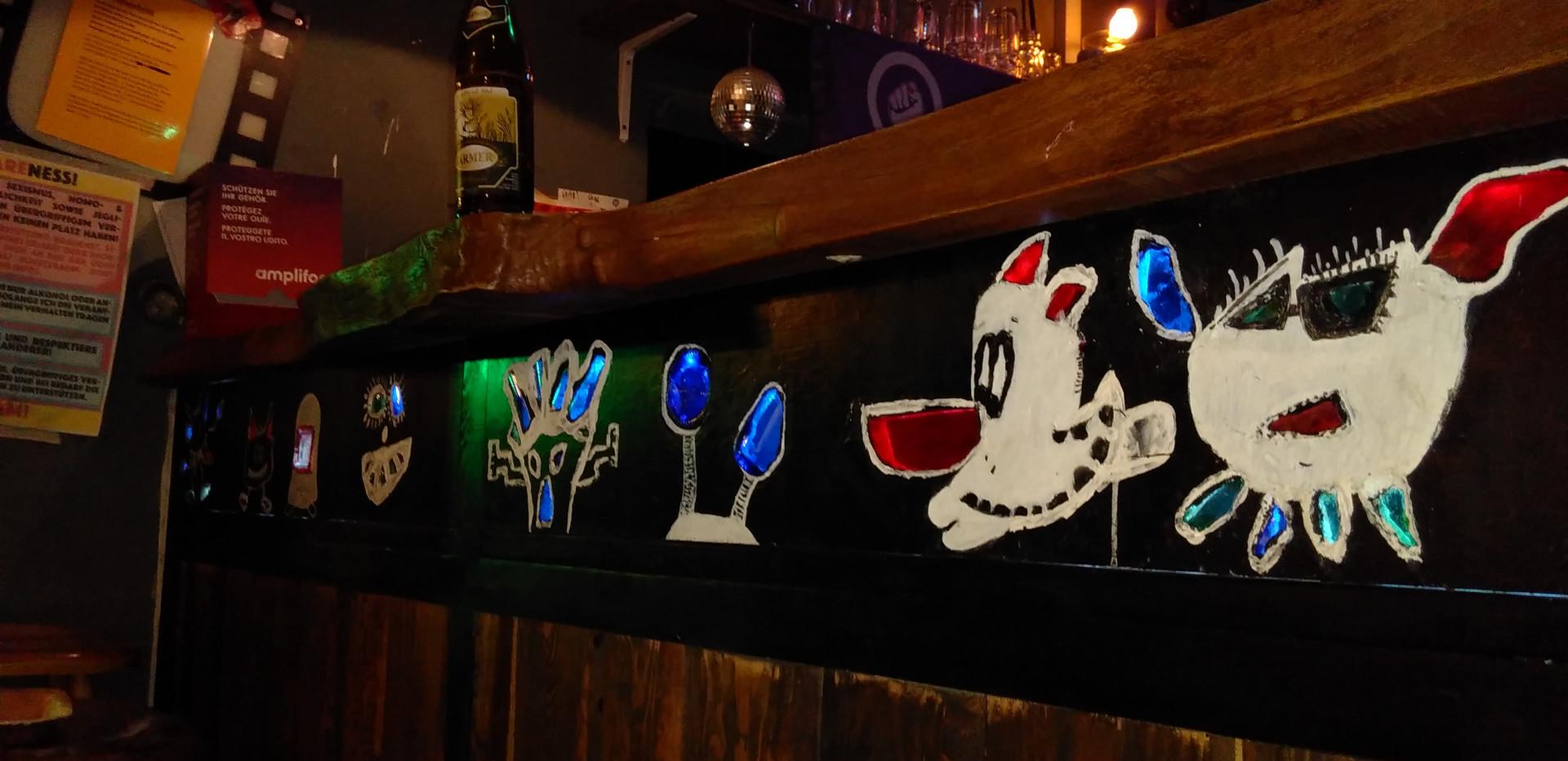 Bar-Detail