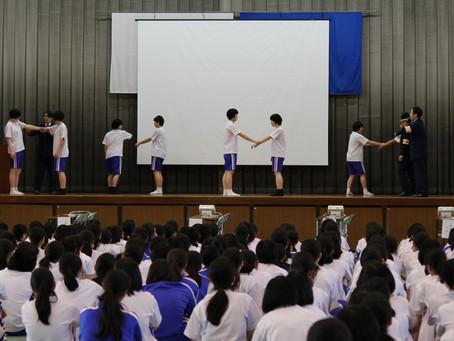 ●防犯教室の開催