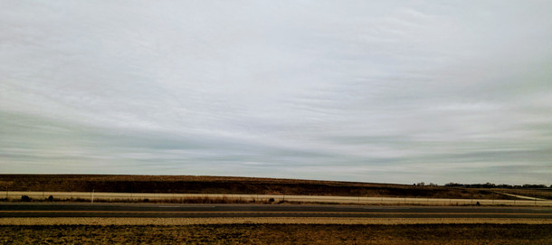 Welcome to scenic Illinois.