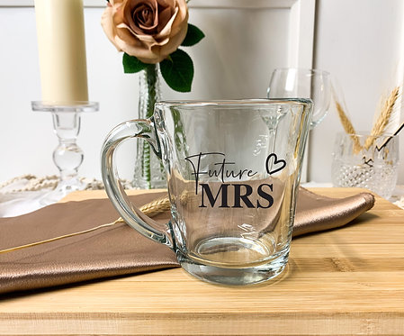 Custom Etched Mug