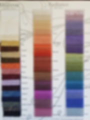 Radiance Table Linen Swatches