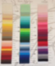 Polyester Table Linen Swatches