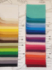 Majestic Table Linen Swatches