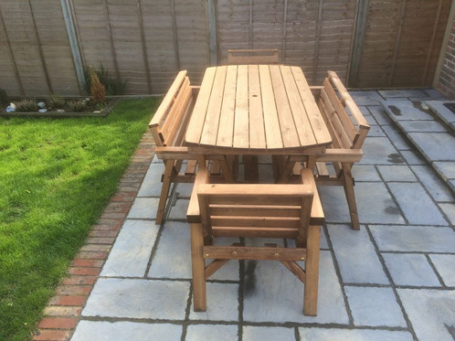 Garden Furniture Handmade wooden garden furniture handmade outdoor sofas and coffee tables