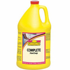 Simoniz® Complete Antimicrobial Hand Soap w/PCMX 4/1 Gallon