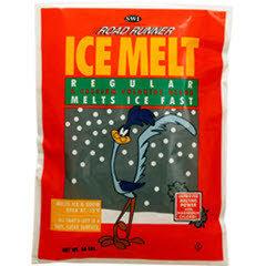 Road Runner Ice Melt Blend 50 lb. Salt Bag 50/Pallet