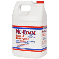 Nu-Foam® Liquid Detergent 4/case