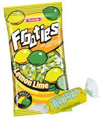 Lemon Lime Frooties
