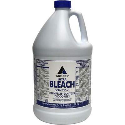 128 oz Germicidal Ultra Bleach 6/case