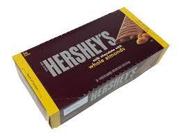Hershey's With Almonds