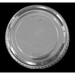 Lid for 4oz Plastic Souffle Cups 2500/case