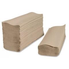Natural Multi-Fold Towels 4000/case