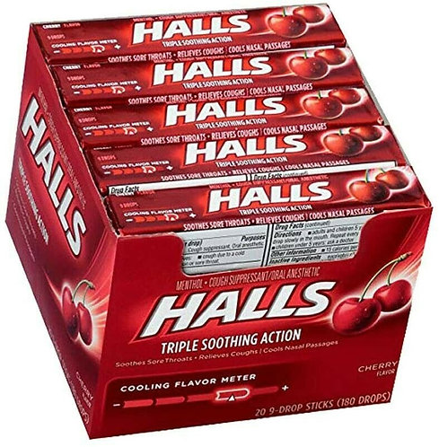 Hall's Cherry Sticks