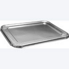 Foil Lid for 1/2 Size Steam Table Pan 100ct