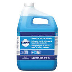 Dawn® Original Manual Pot & Pan Detergent Regular Scent 4/1 Gal