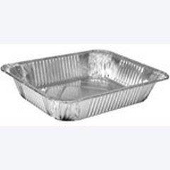 1/2 Size Deep 45 Gauge Steam Table Pan 100ct