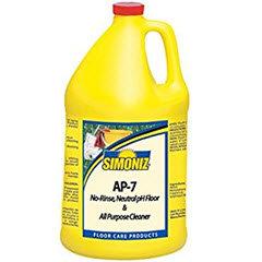 Simoniz® AP-7 Neutral Floor Cleaner 4/case
