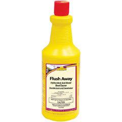 Simoniz® Flush Away Bowl Cleaner & Disinfectant 12/1 Qt.