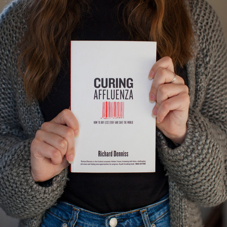 Book Review: 'Curing Affluenza' by Richard Denniss