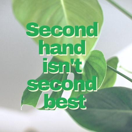 Second Hand September and Online Vintage