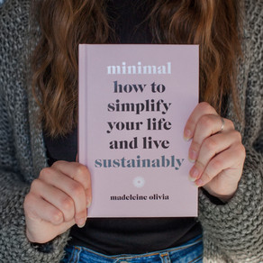 Book Review: 'Minimal: How to simplify your life and live sustainably' by Madeleine Olivia
