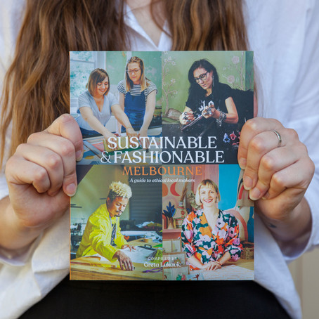 Book Review: Sustainable & Fashionable Melbourne