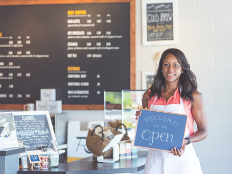 The SBA granted Black Women over $160 Million in Business loans in 2018
