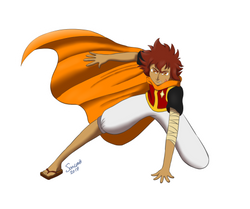 Art Fight - Haru (Chiibe)