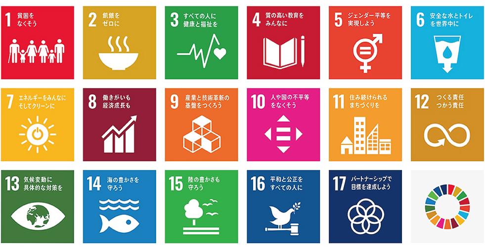 SDGs | SDG | 持続可能な開発 | サステナブル