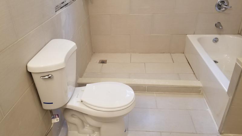Brand New Toilets