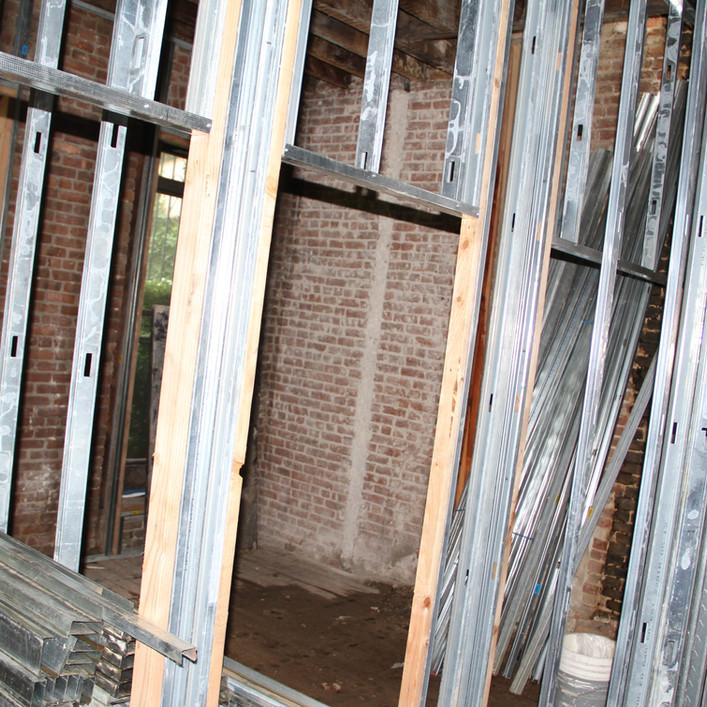 Third Floor Framing