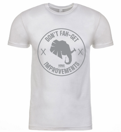 Front Side Shirt White